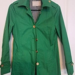 spring trench jacket